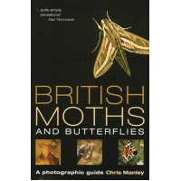 British Moths & Butterflies. Chris Manley