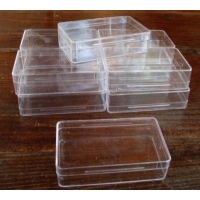 Plastic Box Size 7 Small. Carton of 10