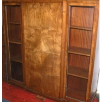 Collector's Library-Cabinet